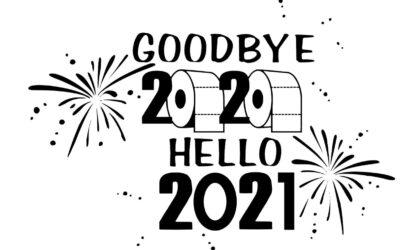 Goodbye 2020!