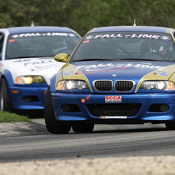 Blackhawk Valley Region SCCA & Milwaukee Region SCCA Majors Race
