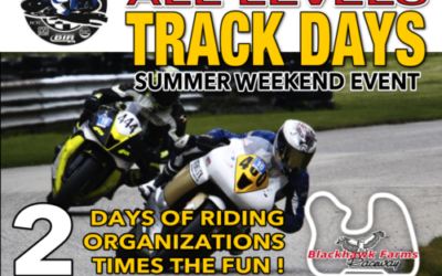 Motovid All Levels Track Day Weekend Edition