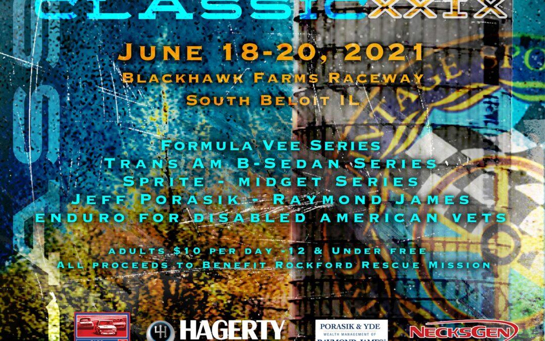 Blackhawk Classic XXIX is a Spectator Event