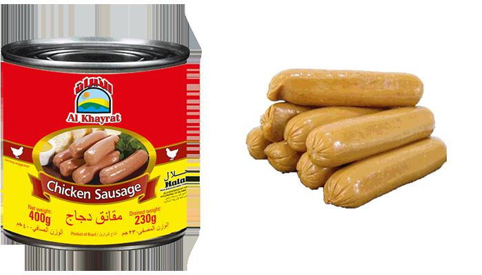 Chicken Hot Dog