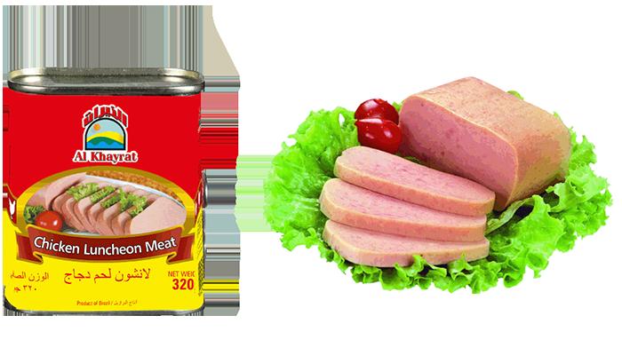 Chicken Luncheon Meat
