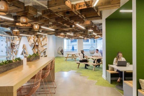 Contractor: BCCI | Architect: Gensler | Location: San Jose