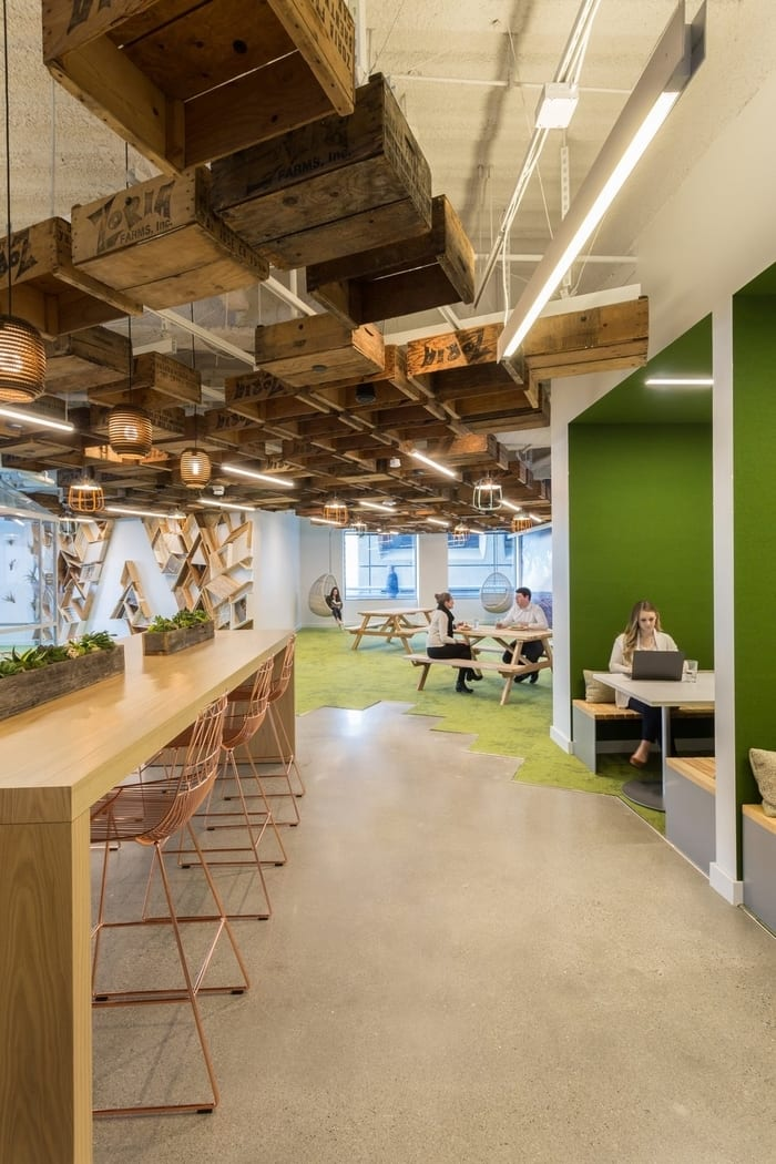 Contractor: BCCI   Architect: Gensler   Location: San Jose