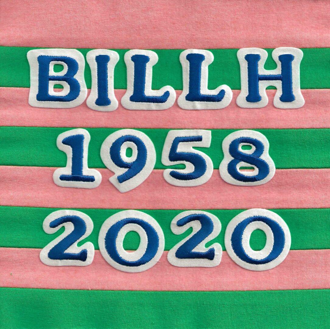 IN MEMORY OF BILL H.