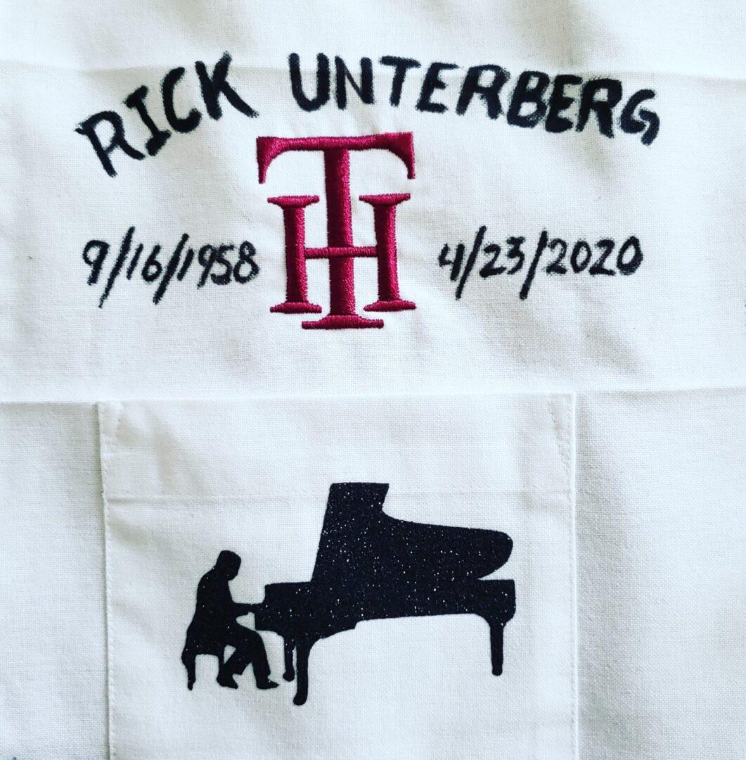 IN MEMORY OF RICK UNTERBERG
