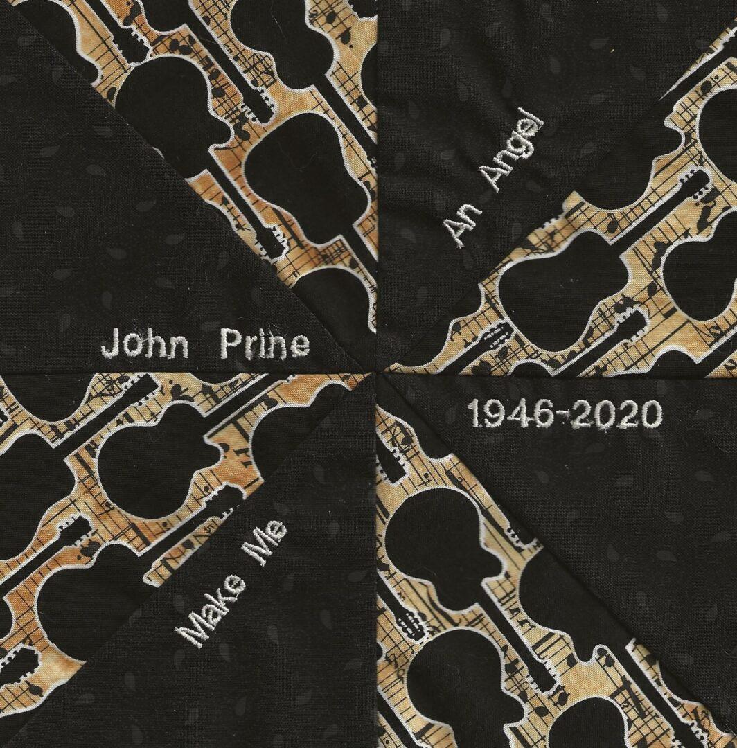 IN MEMORY OF JOHN PRINE