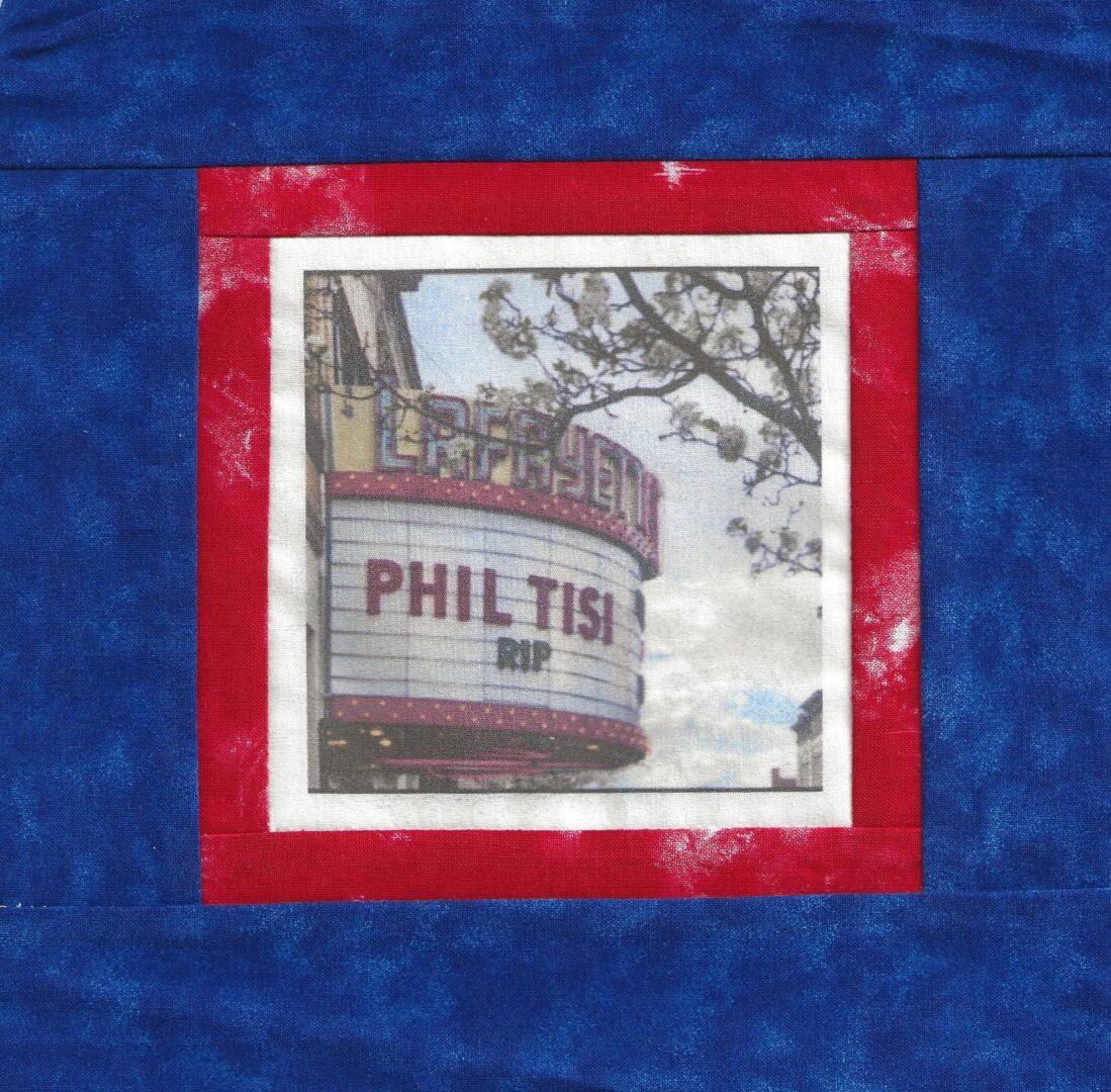 IN MEMORY OF PHIL TISI
