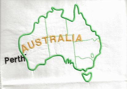 IN MEMORY OF THOSE LOST IN AUSTRALIA