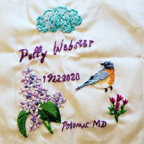 IN MEMORY OF POLLY WEBSTER