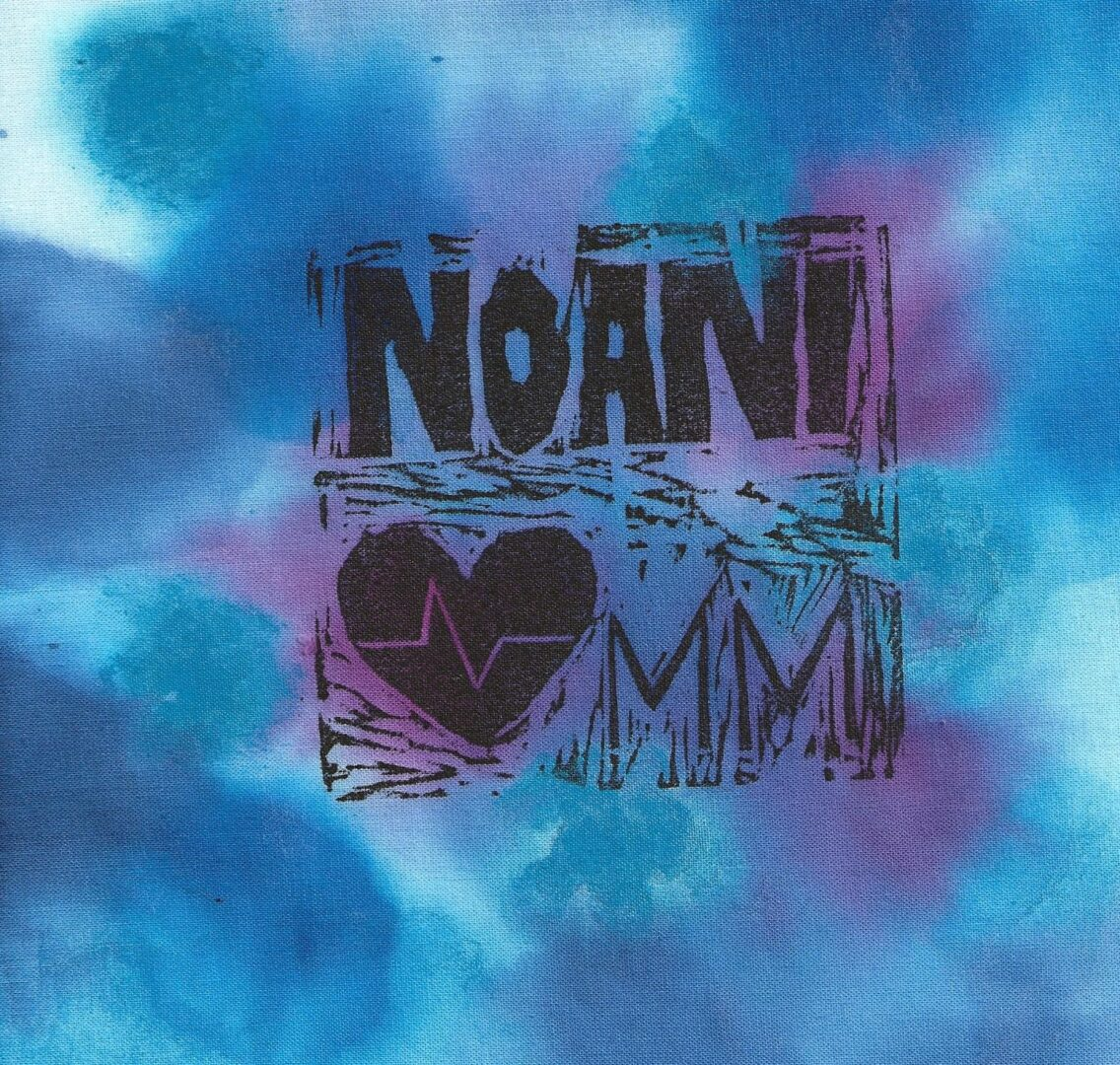 IN HONOR OF MY NOANI WHO IS A NURSE