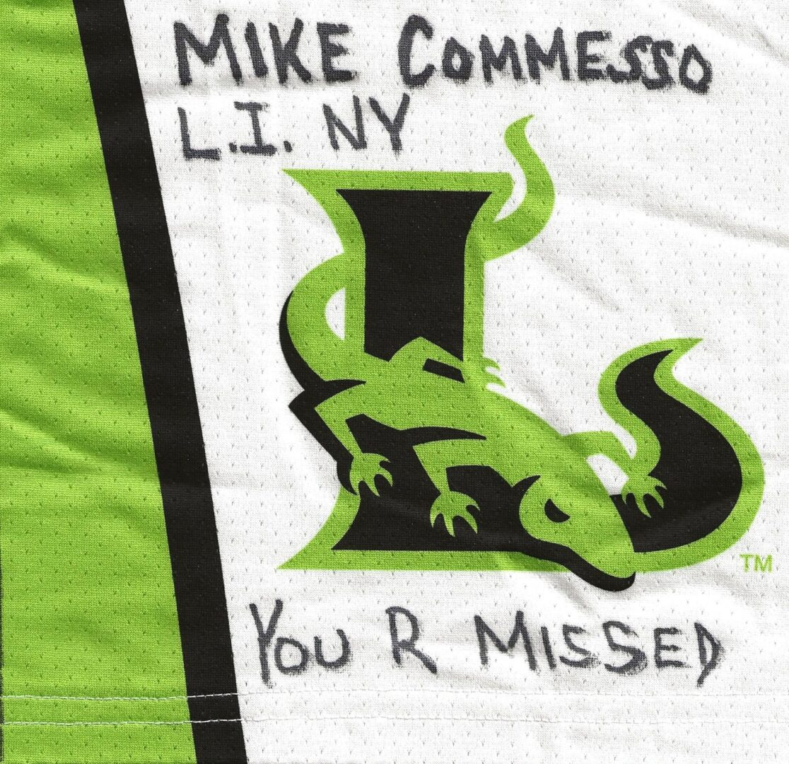 IN MEMORY OF MIKE COMMESSO
