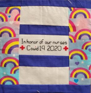 IN HONOR OF OUR NURSES - 2020