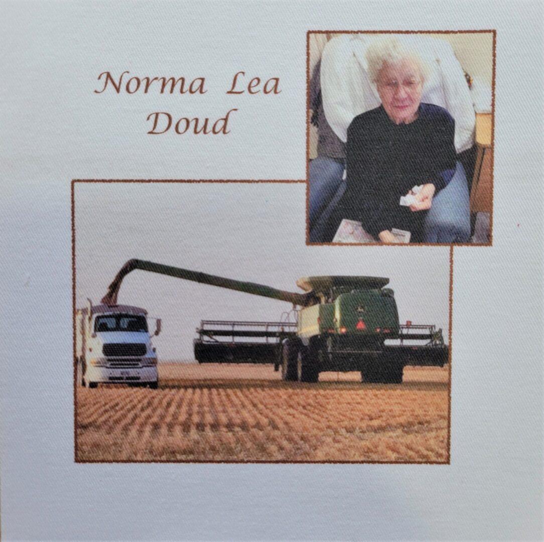 IN MEMORY OF NORMA LEA DOUD