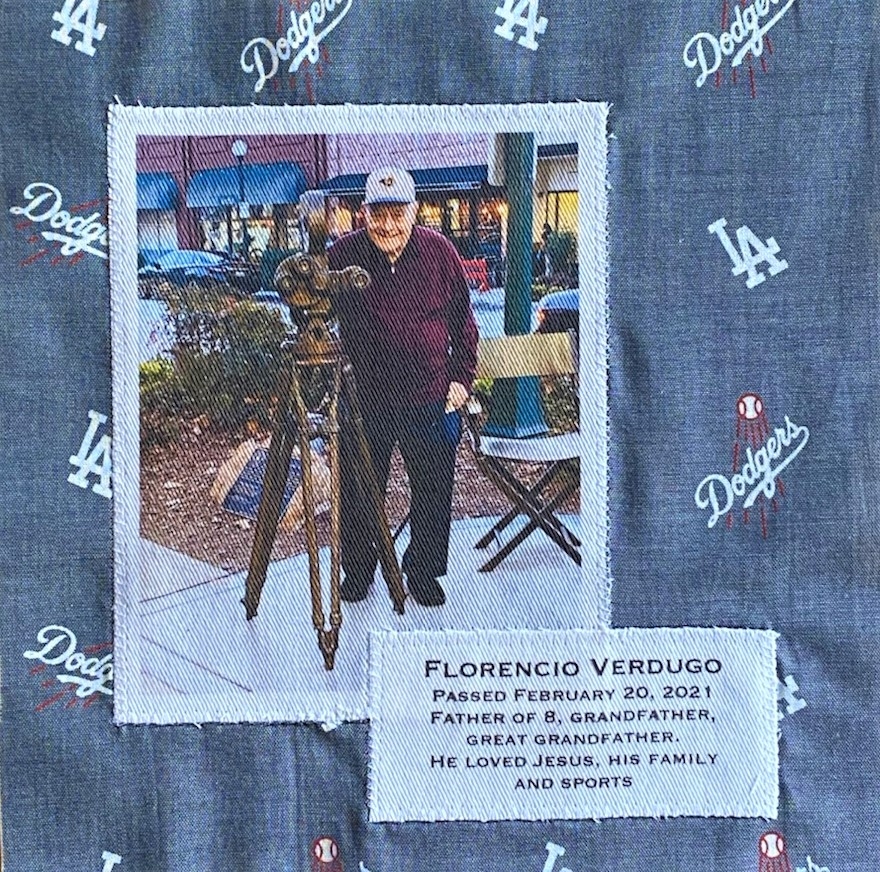 IN MEMORY OF FLORENCIO VERDUGO - FEBRUARY 20, 2021