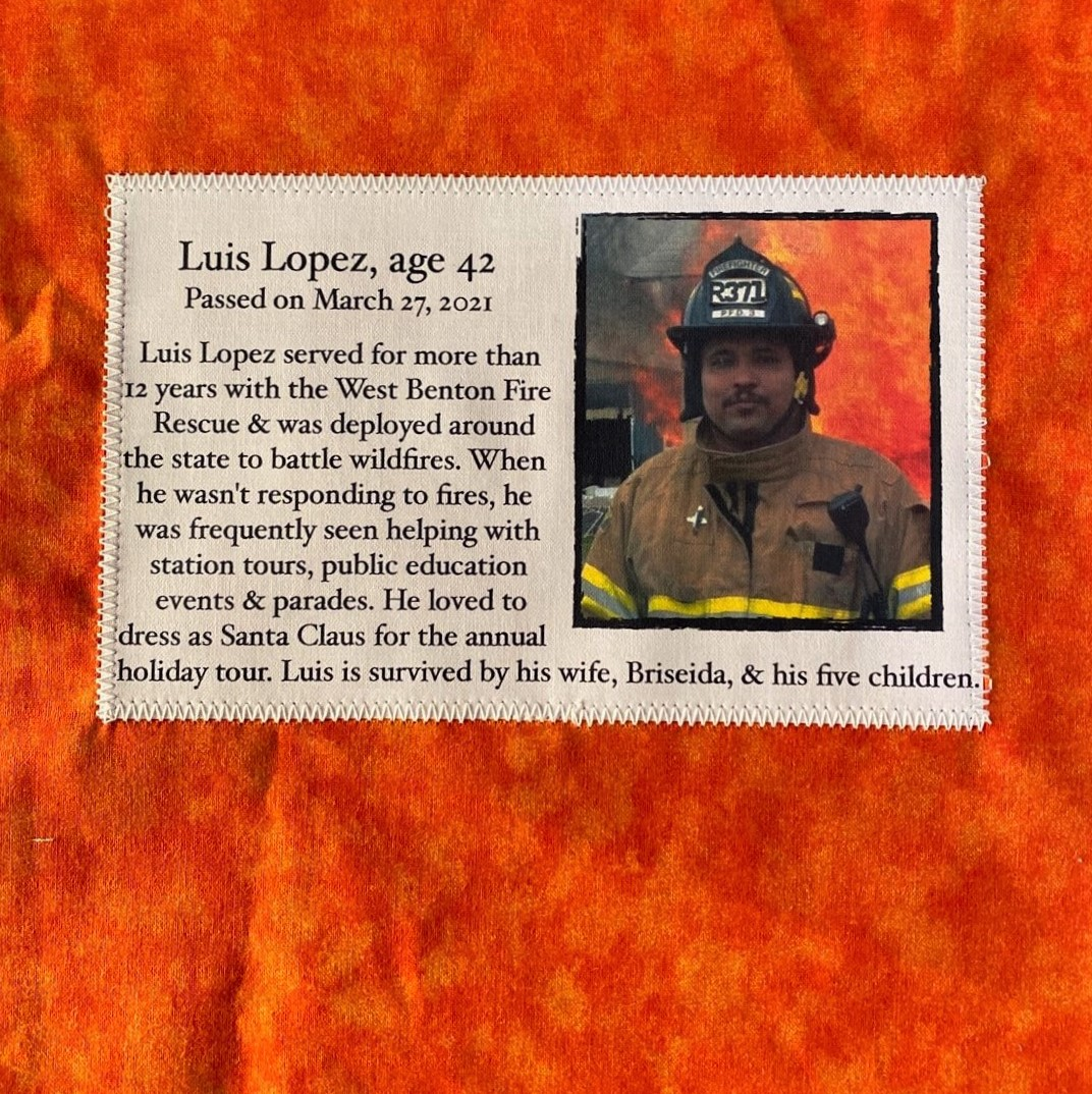 IN MEMORY OF LUIS LOPEZ - MARCH 2, 2021