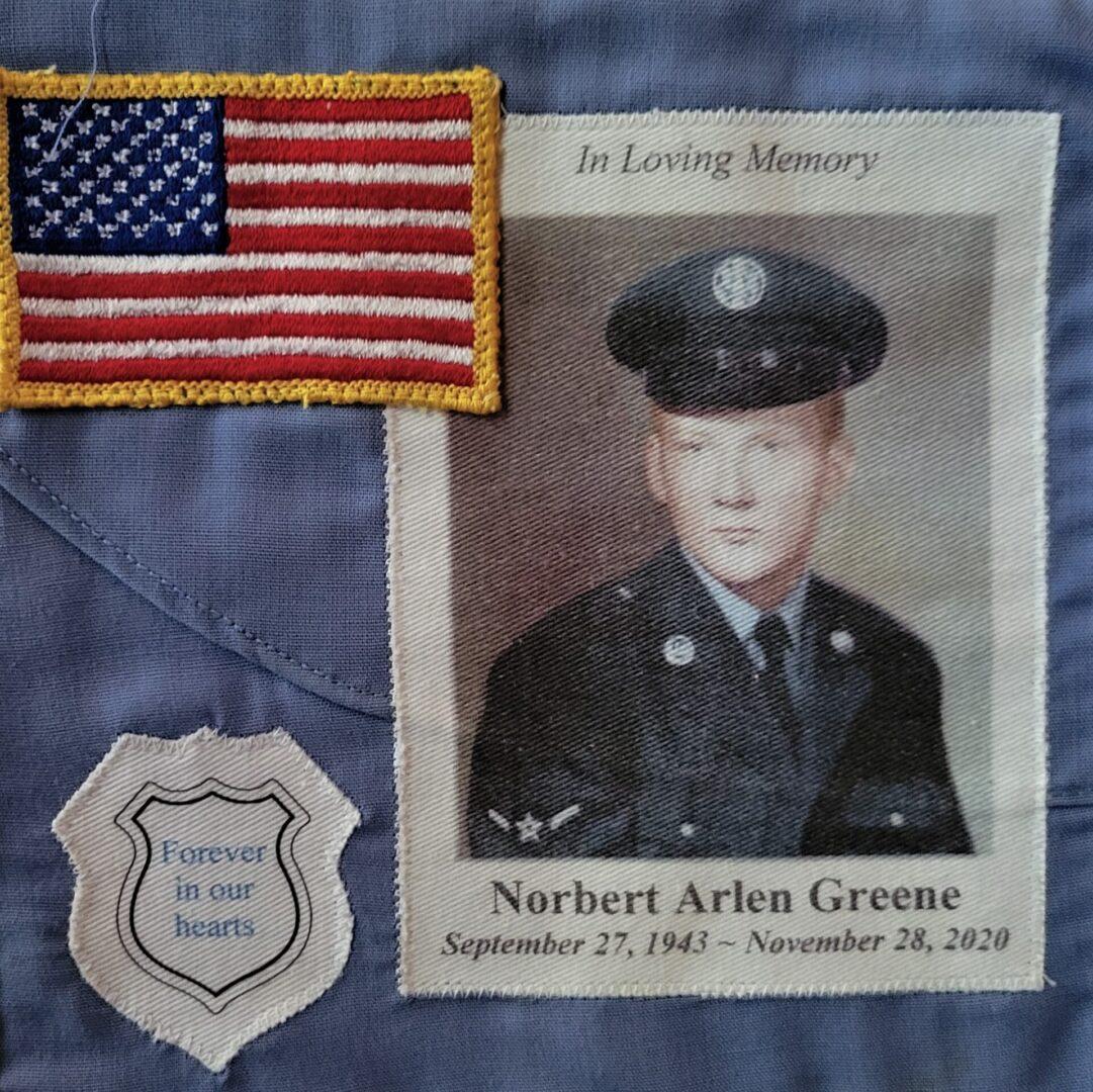 IN MEMORY OF NORBERT ARLEN GREENE
