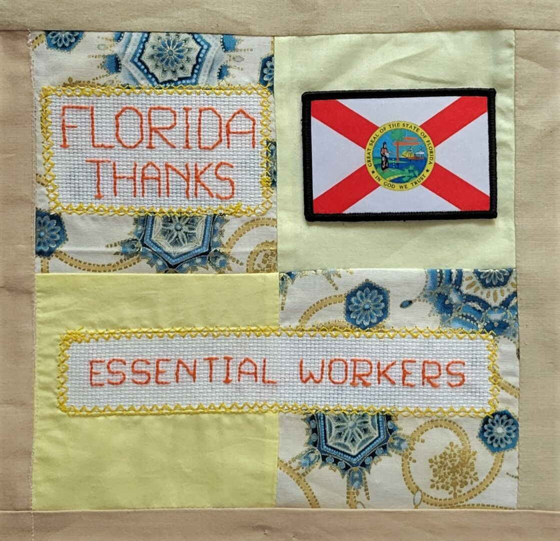 FLORIDA THANKS THE ESSENTIAL WORKERS