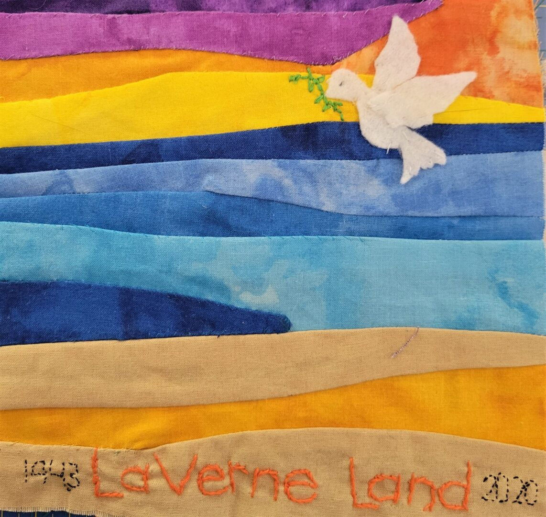 IN MEMORY OF LaVERNE LAND - 1943 - 2020