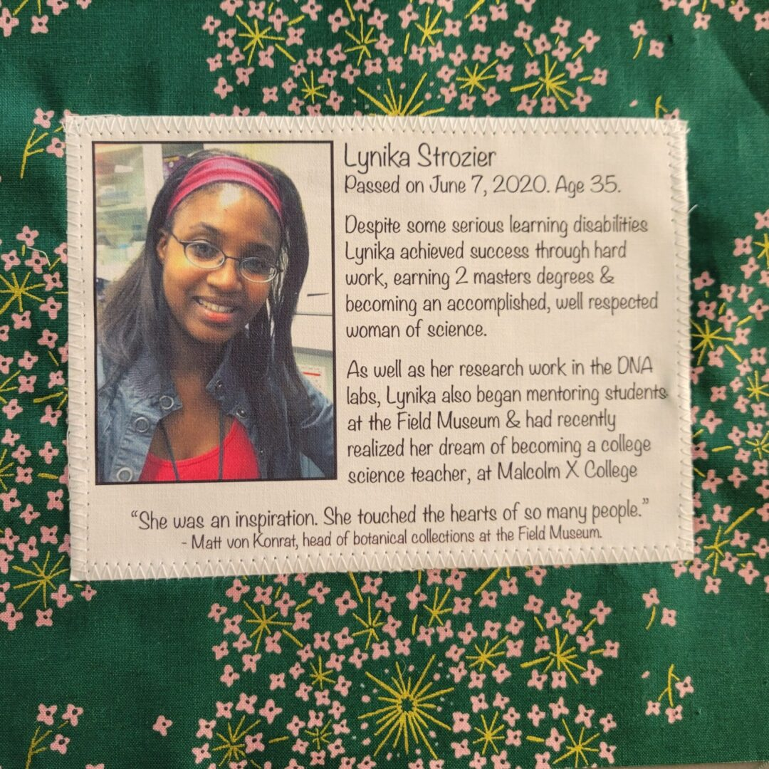 IN MEMORY OF LYNIKA STROZIER - PASSED ON JUNE 7, 2020