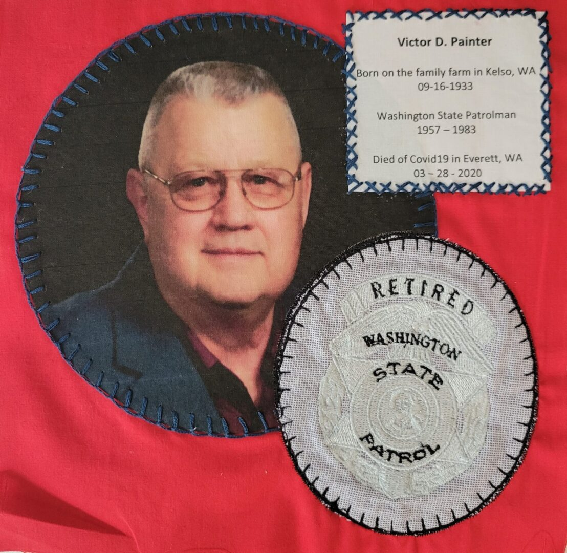 IN MEMORY OF VICTOR D. PAINTER  - 09-16-1933 - 03-28-2020