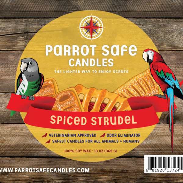 Snickerdoodle Wax Melt - World's Safest Candles - Parrot Safe Candles
