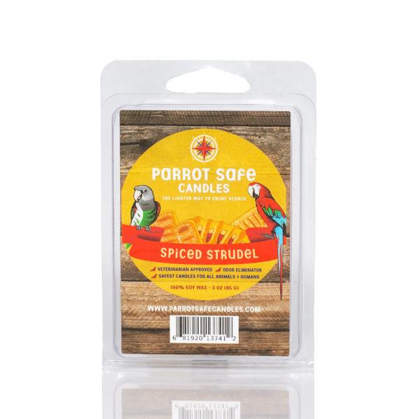 Spiced Strudel Wax Melt - World's Safest Candles - Parrot Safe Candles
