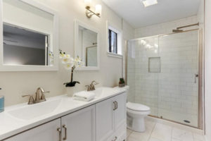 GC Services Bathroom Renovation