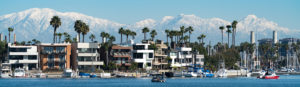Beautiful Southern California - Place to do business and enjoy Mountains, Winter, Bay, Landscape, Palms