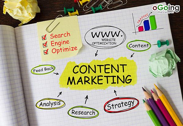 Content Marketing Website SEO Ranking