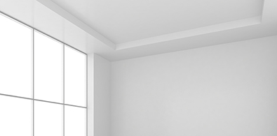 White Paint on Walls