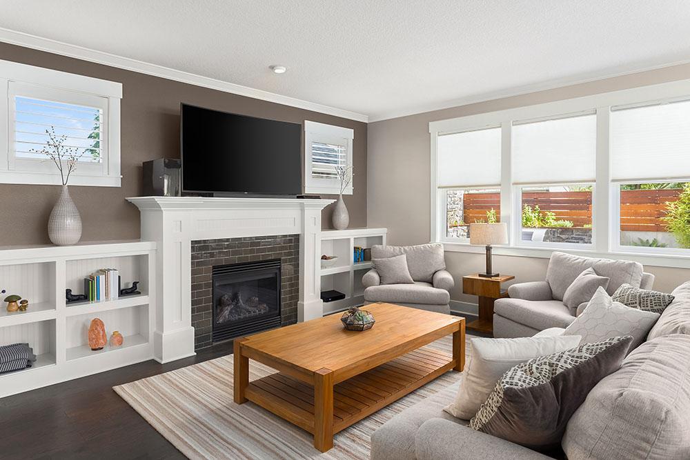 Living Room Interior Paint