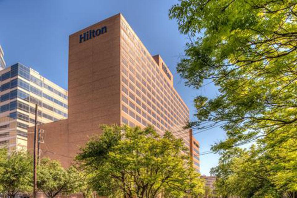 The Hilton Ceiling Repair