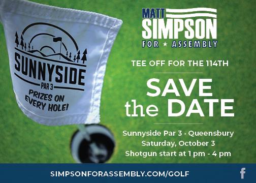 Simpson Golf Tournament!