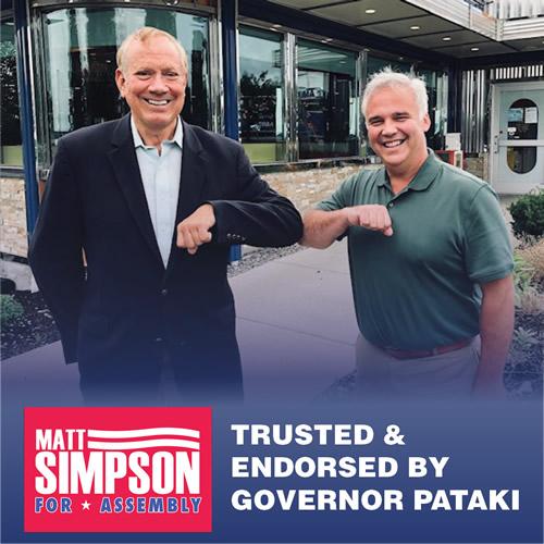 Pataki Endorsement