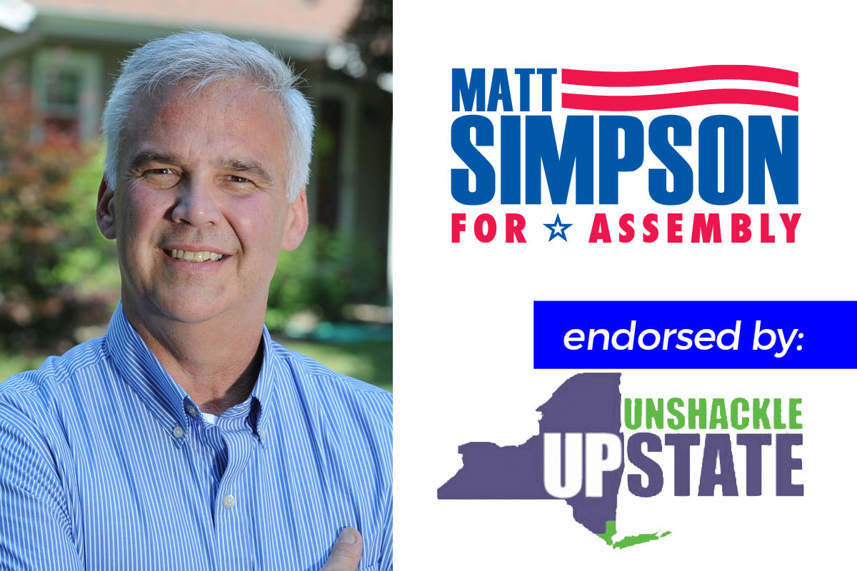 Endorsement from Unshackle Upstate