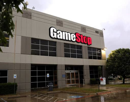 Game Stop Short Squeeze
