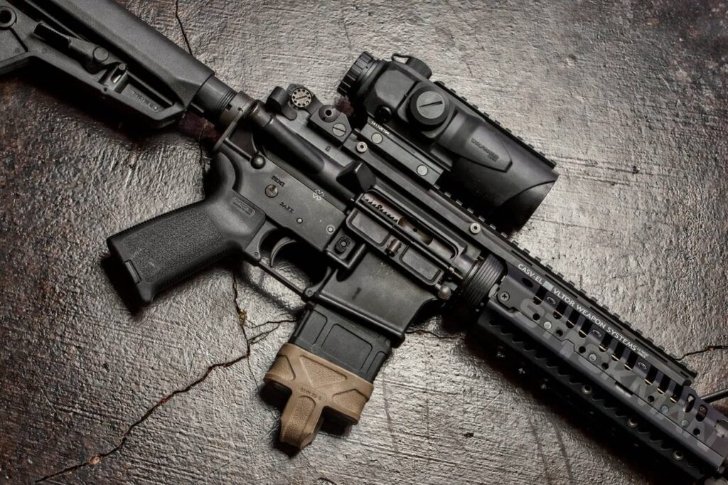 Stickman Firearms Photograph