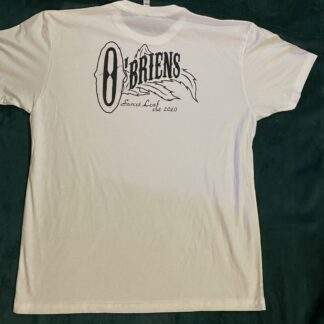 O'Brien Sweet Leaf T-shirt Back View