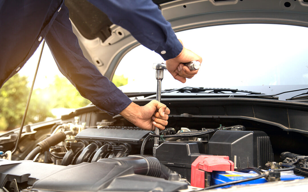 Getting your car repaired from home