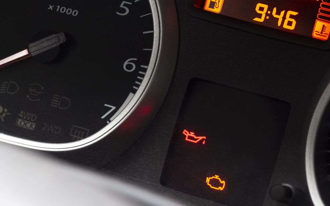 What a Check Engine Light Might Mean