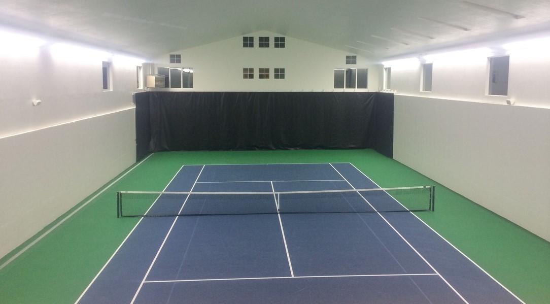 Indoor Tennis Pic