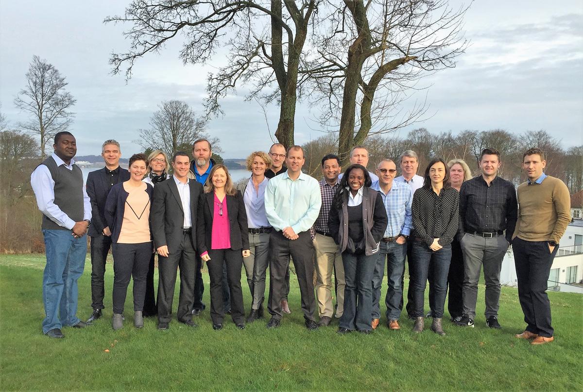 Annual company seminar in Denmark