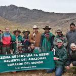 Cooperação com entidades para proteção do El Mismi (Nascente do Rio Amazonas).