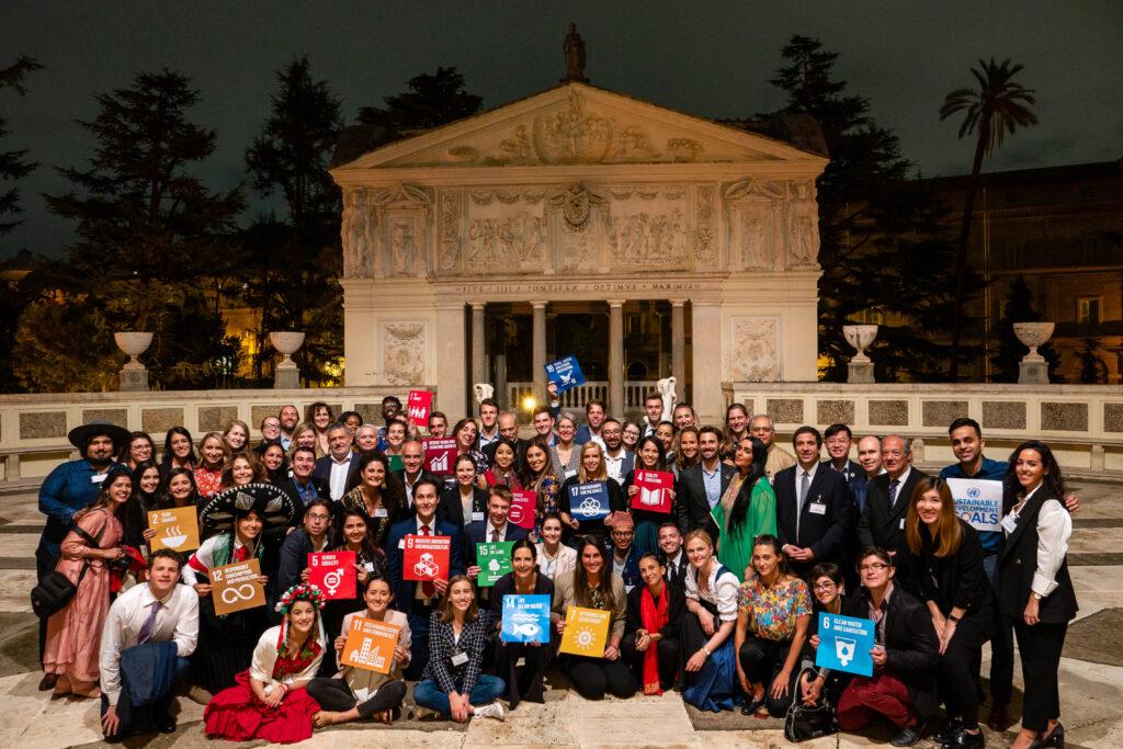 Participação da SDSN Jovem Amazônia no Vatican Youth Symposium & Participação da SDSN Jovem Amazônia na Virada Sustentável Manaus.