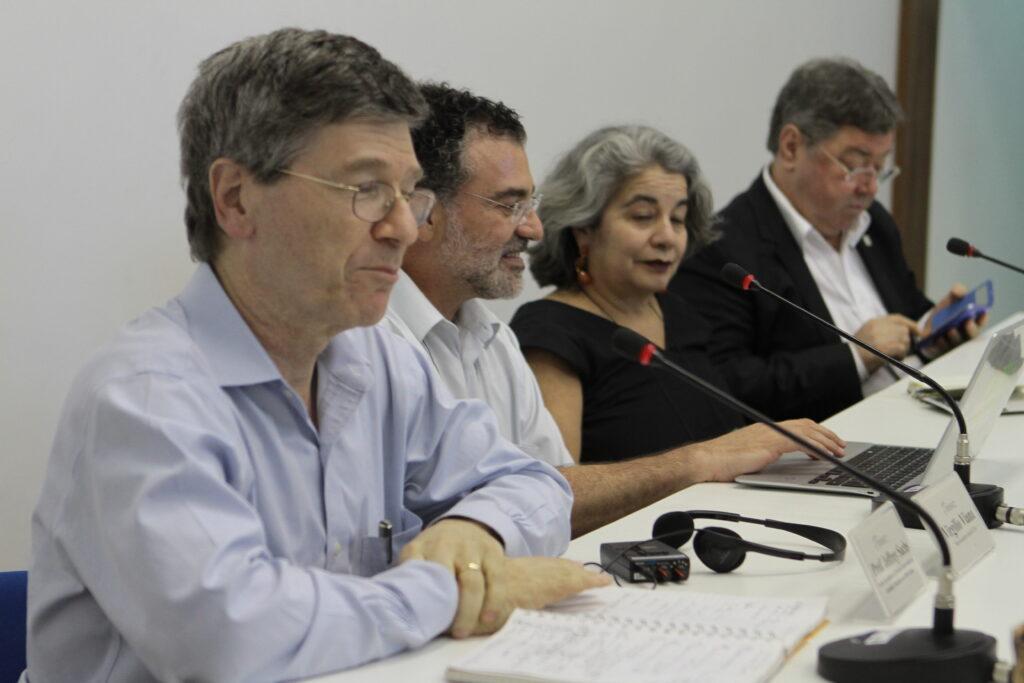 Lançamento da rede SDSN Amazônia em Manaus, Brasil.
