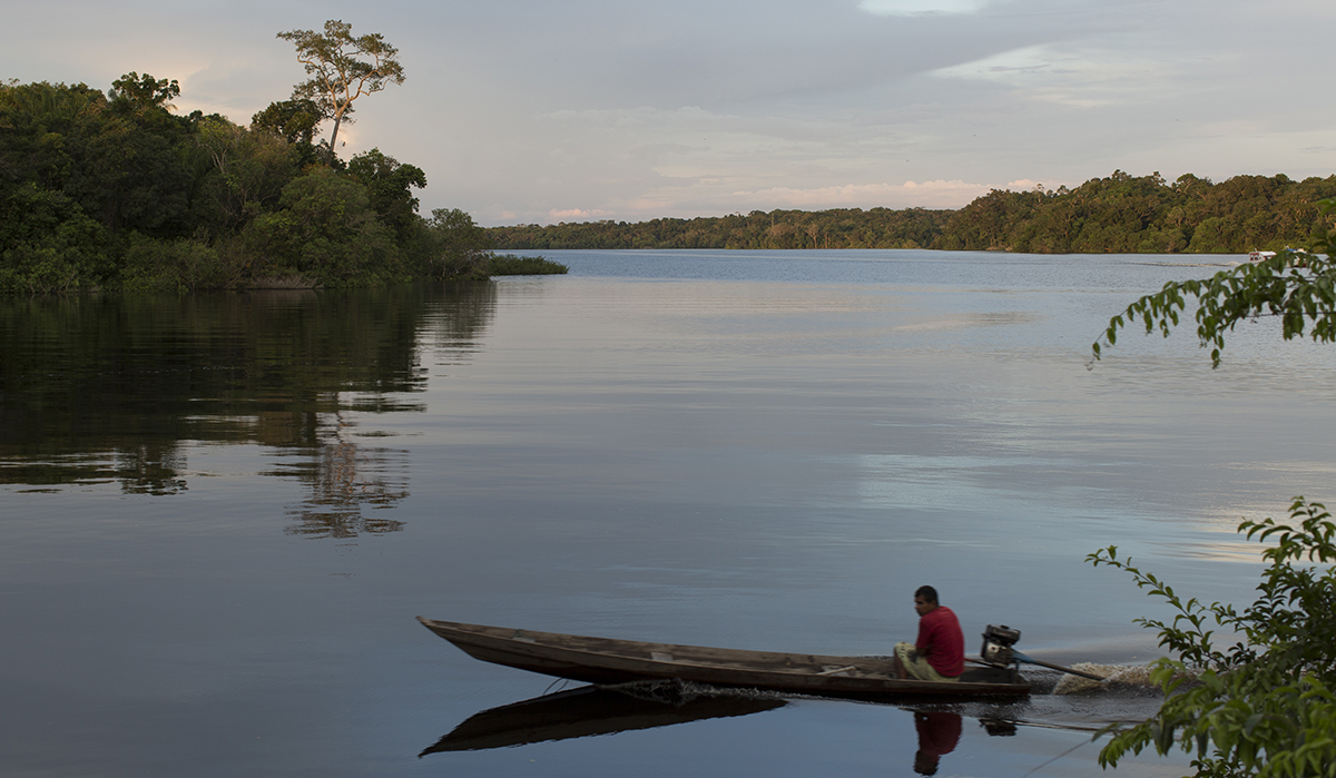 Café virtual sobre acesso à água limpa na Amazônia acontece nesta quinta