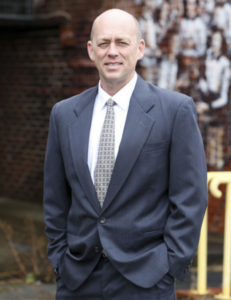 Pat Crosby, founder