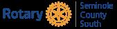 Seminole County South Rotary Club Logo