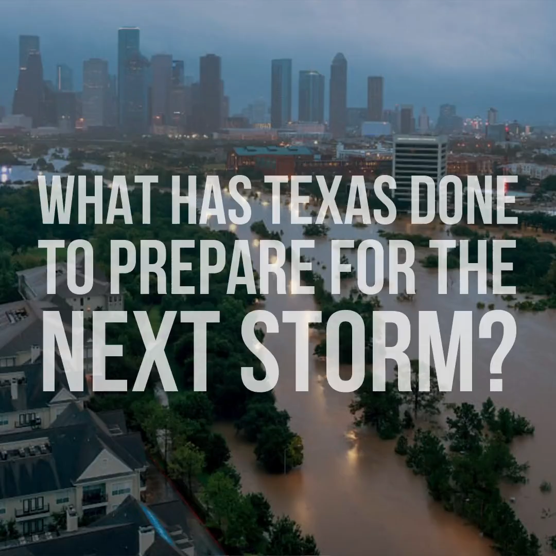 Leading on Texas Hurricane Recovery